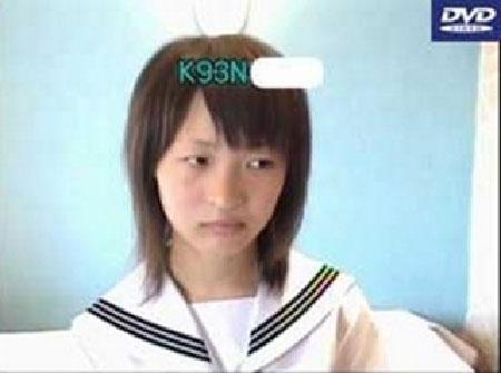 3回目に出演したときは茶髪になっており、いたいけな少女が世俗にまみれたオンナになっていく過程をまざまざと見せつけた。